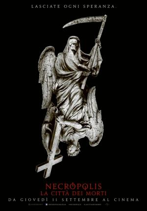 Necropolis - La Città dei Morti Cover