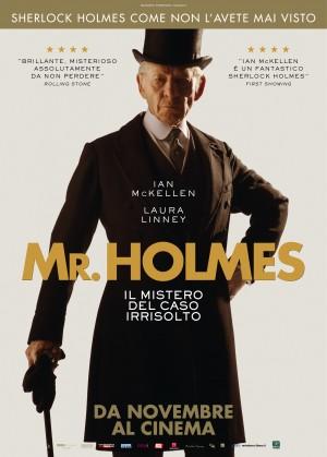 Mr. Holmes - Il Mistero del Caso Irrisolto Cover