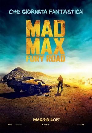 Mad Max: Fury Road Cover