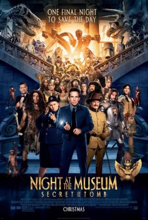 Notte al Museo: Il Segreto del Faraone Cover