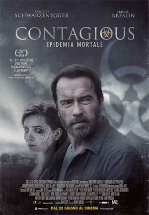 Contagious - Epidemia Mortale Cover