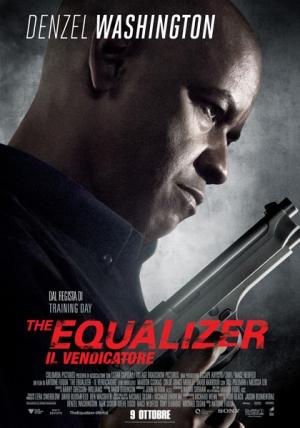 The Equalizer - Il Vendicatore Cover