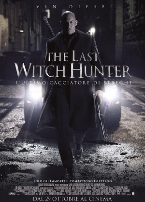The Last Witch Hunter - L'Ultimo Cacciatore di Streghe Cover