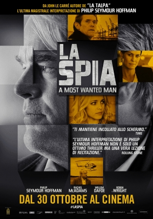 La Spia - A Most Wanted Man Cover