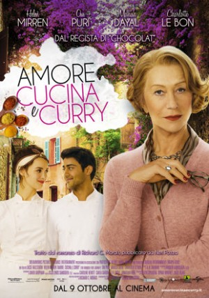 Amore, cucina e curry Cover
