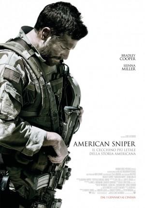 Copertina American Sniper