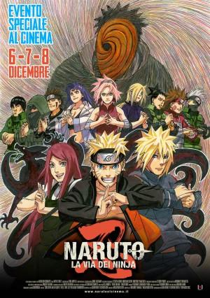 Naruto - La Via del Ninja Cover