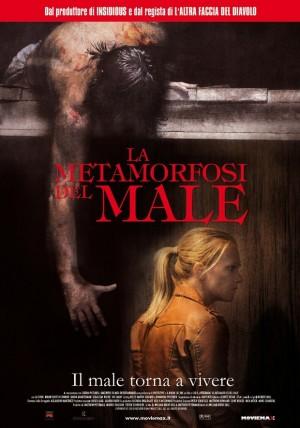 La Metamorfosi del Male Cover