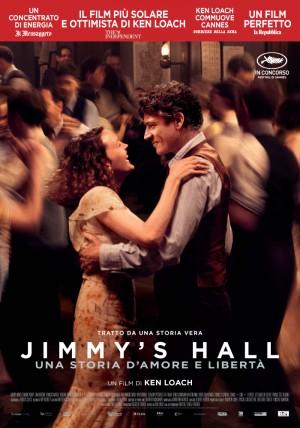 Jimmy's Hall - Una Storia d'Amore e Libertà Cover