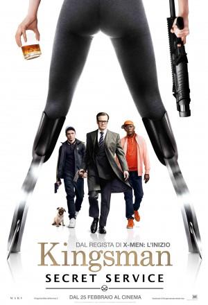 Kingsman: Secret Service Cover