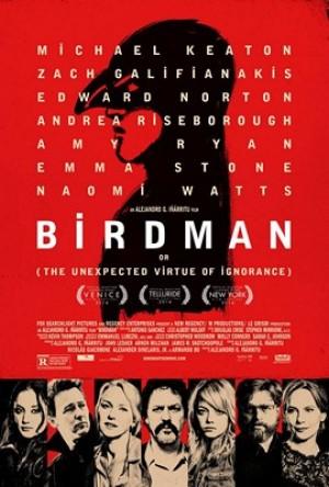Birdman o (L'inaspettata Virtù dell'Ignoranza) Cover