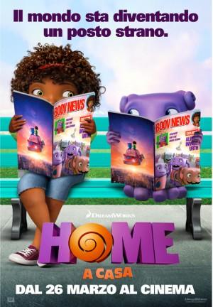 Home - A casa Cover