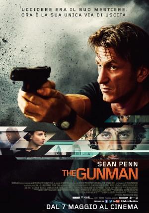 The Gunman Cover