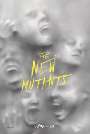X-Men: The New Mutants Cover