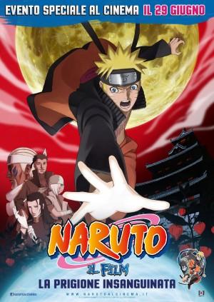 Naruto - La Prigione Insanguinata Cover