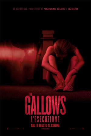 The Gallows - L'Esecuzione Cover