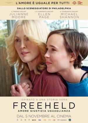 Freeheld - Amore, Giustizia, Uguaglianza Cover