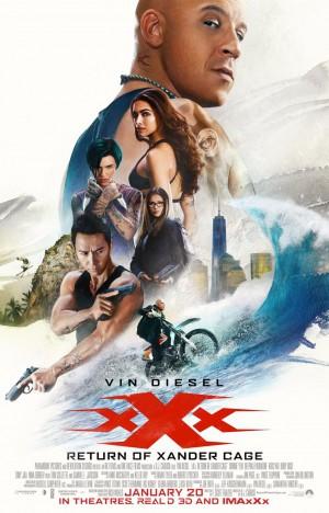 xXx: Il ritorno di Xander Cage Cover