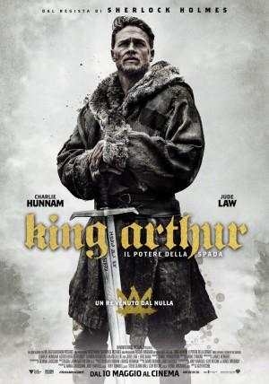 King Arthur - Il Potere della Spada Cover