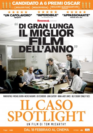 Il Caso Spotlight Cover