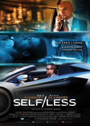 Self/Less Cover