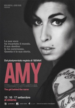 Amy - The Girl behind the name Cover