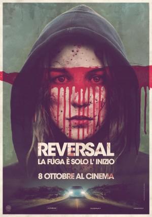 Reversal - La Fuga è solo l'inizio Cover