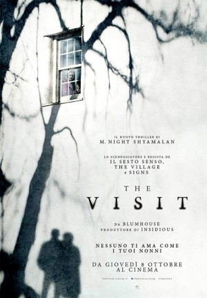 The Visit Cover