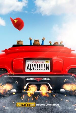 Alvin Superstar: Nessuno ci può Fermare Cover