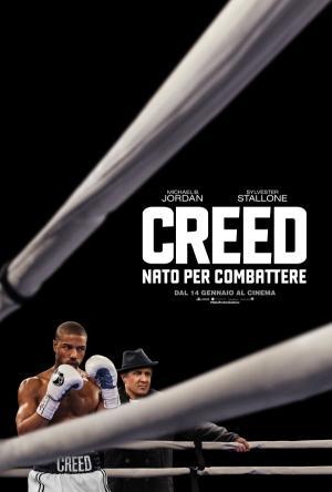 Creed - Nato per Combattere Cover