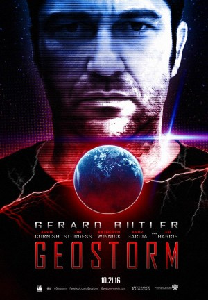 Geostorm Cover