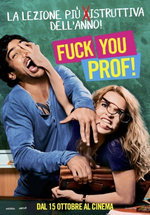Fuck you, prof! Cover