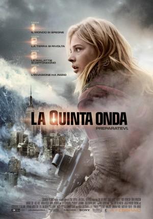 La Quinta Onda Cover