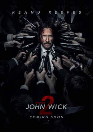 John Wick Capitolo 2 Cover