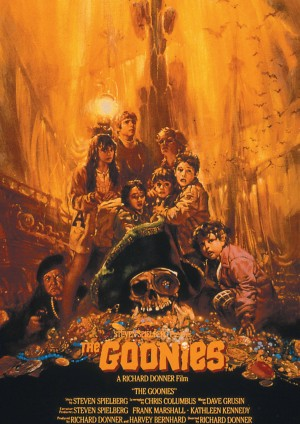 I Goonies Cover