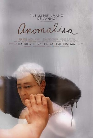 Anomalisa Cover