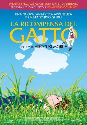 La Ricompensa del Gatto Cover