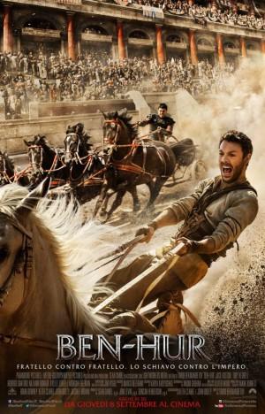 Ben-Hur Cover