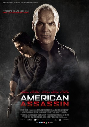 American Assassin Cover