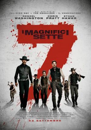 I Magnifici Sette Cover