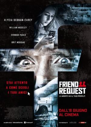 Friend Request - La Morte ha il tuo Profilo Cover