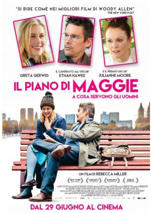 Il Piano di Maggie Cover