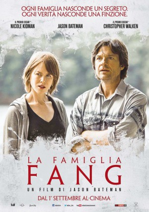 La Famiglia Fang Cover