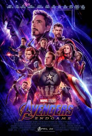 Avengers Endgame Cover