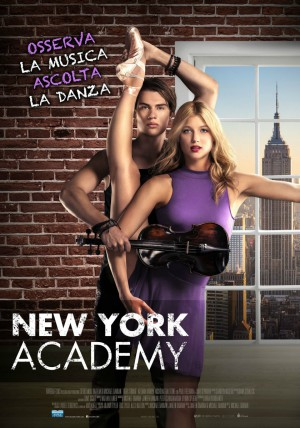 New York Academy Cover