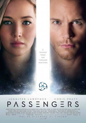 Passengers Cover