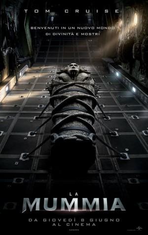 Copertina La mummia