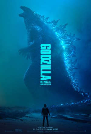 Godzilla II: King of the Monsters Cover
