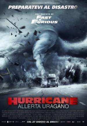 Copertina Hurricane - Allerta uragano