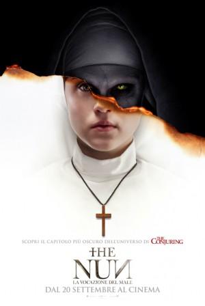 The Nun Cover